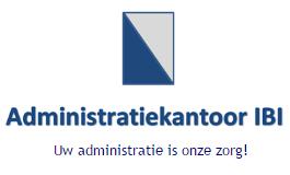 logo administratiekantoor IBI Haarlem