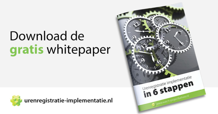 Urenregistratie Implementatie - Download Whitepaper